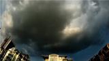 南方降雨减弱 华北东北遇强对流天气