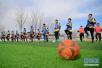 到2025年,山东将再建1800所校园足球特色学校