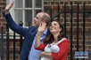 乔治王子有弟弟了!英国凯特王妃诞下第三胎