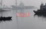 喜讯!中国首艘国产航母今早出港 开始海试