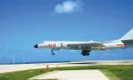 空军轰6K战机开展岛礁起降训练 有何意义?