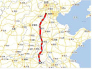 雄安到商丘的高铁线路确定了!在聊城菏泽这些地方设站