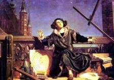 哥白尼著作《天体运行》出版