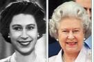 女王60年发型变化