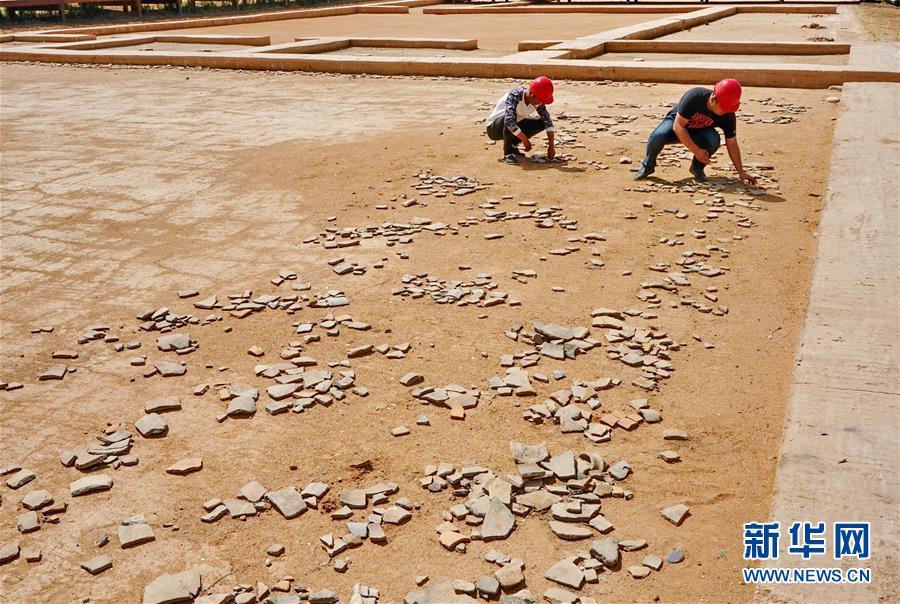 (文化)(4)北戴河秦行宫遗址保护与展示设施工程主体完工