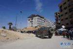 叙军方行动取得重要进展 摧毁反政府武装多个据点