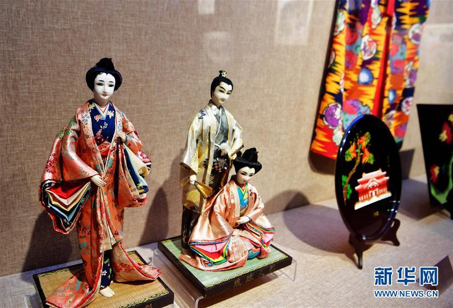 探访福州琉球馆 见证对外友好关系史