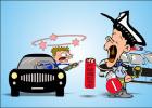 """哈尔滨交警""""世界杯""""期间严查各类场所周边酒驾"""