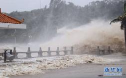"""应对台风""""玛莉亚"""" 国家减灾委启动应急响应"""