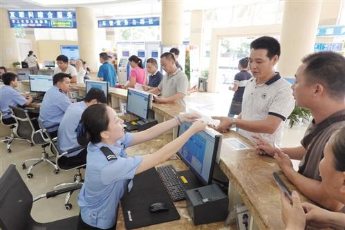 北京车管业务简化 只凭一张身份证可办理十多项业务