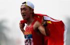 亚运-男子20公里竞走 王凯华强势摘金