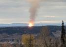 加拿大燃气爆炸