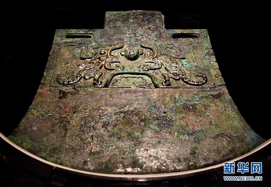 (新華全媒頭條·圖文互動)(5)殷墟:穿越三千年歷史的傳奇