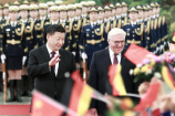 China, Germany agree to further intensify bilateral ties