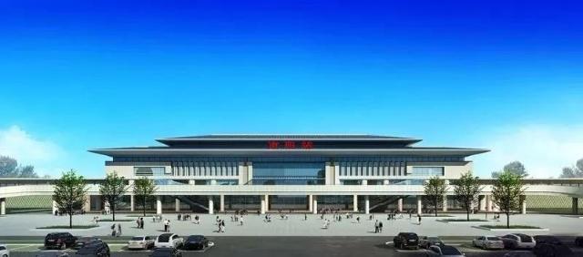 改建工程顺利结束!南阳站新站房昨日正式投用