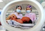 調查顯示:我國6個月內嬰兒純母乳餵養率不到三成