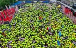 3000余名摇滚、跑步爱好者相聚于此 打卡第二届鹅湖摇滚炫跑