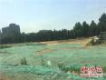 新郑双湖大道经年围而不建 附近百姓数度喊话无进展