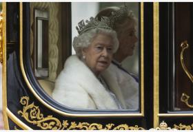 """""""脱欧""""当口 约翰逊借女王之口发布""""新政""""蓝图"""