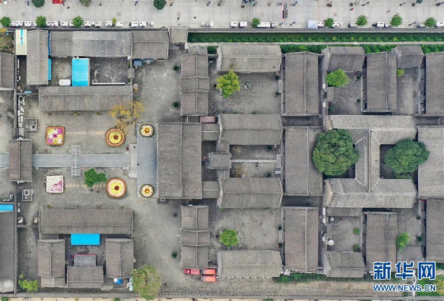 (新华视界)(2)河南内乡县衙:我国保存较完整的封建时代县级官署衙门