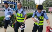 河南漯河:有困难找警察 这句话是真的!