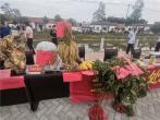 信阳平桥区兰店办事处2020年农民丰收节在王寨村举行