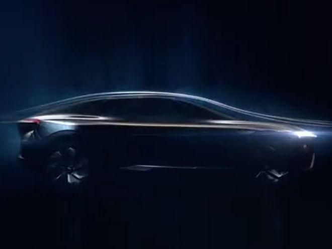 全新純電動概念車 別克ELECTRA今日首發