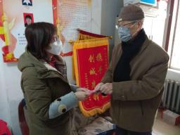 """志愿军老战士王福春:""""战场上,无数次被我的'学生们'感动"""""""