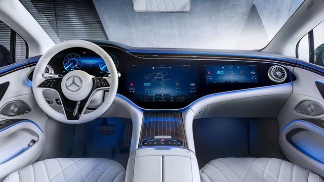 新车速递 | 进一步丰富产品线 奔驰EQS旅行版非官方渲染图曝光
