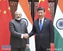"""今天,""""习莫会""""武汉开??!印度总理莫迪凌晨飞抵武汉"""